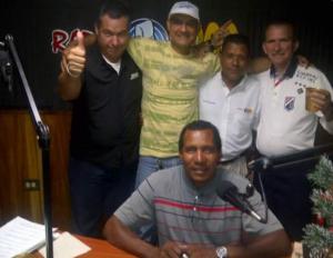 LOCUTORES DE RADIO 2000. 2011.